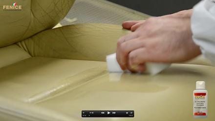 Riparazione volanti e sedili in pelle rabino cars - Kit riparazione divano ecopelle ...